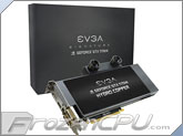 EVGA GeForce GTX TITAN HydroCopper Signature SLI Ready Graphics Card (06G-P4-2795-KR)