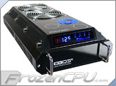 Koolance Exos-2 V2 External Water Cooling Kit - Black (EX2-755) - [no nozzles]