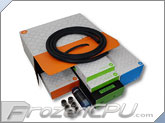 EK L240 Complete Dual 120mm Liquid Cooling Kit (EK-KIT L240)