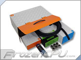 EK L120 Complete Single 120mm Liquid Cooling Kit (EK-KIT L120)