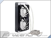 Silverstone Tundra Series TD02 All-In-One Universal Liquid CPU Cooler - Dual 120mm (SST-TD02)