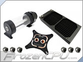 XSPC RayStorm Pro X4 Photon AX240 WaterCooling Kit (Intel)