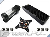 XSPC RayStorm Pro D5 Photon RX360 WaterCooling Kit (Intel)