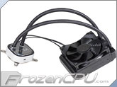 EVGA CLC 120 Liquid / Water CPU Cooler, 400-HY-CL12-V1, 120mm Radiator, RGB LED with EVGA Flow Control Software