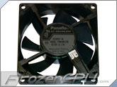 80mm Panaflo M1A Fan (BX) w/ RPM Sensor