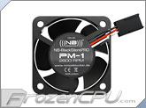 Noiseblocker NB-BlackSilentPro PM-1 40mm x 20mm Ultra Silent Fan - 2800 RPM