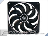 BitFenix Spectre All Black 140mm PWM Fan (BFF-SCF-P14025KK-RP)