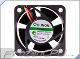 Sunon MagLev-Vapo 40mm x 20mm Fan w/ Mini 3-Pin VGA Connector - 4700 RPM (HA40201V4-VGA)