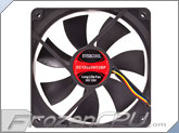 Evercool 120mm x 25mm High Speed PWM Fan (EC12025H12BP)