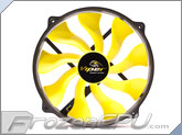 Akasa 120/140mm x 25mm VIPER R PWM Fan w/ Hydro Dynamic Bearings (AK-FN073)