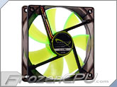 Nanoxia FX12 120mm x 25mm Nano Technology Fan - 1250 RPM