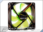 Nanoxia FX09 92mm x 25mm Nano Technology Fan - 1400 RPM