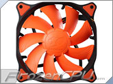 Cougar 120mm x 25mm Vortex Hydro Dynamic Bearing PWM Fan - Orange (CFV12HP)