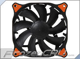 Cougar 120mm x 25mm Vortex Hydro Dynamic Bearing Fan - Black (CFV12HB)