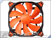 Cougar 120mm x 25mm Vortex Hydro Dynamic Bearing Fan - Orange (CFV12H)