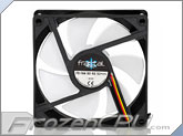 Fractal Design R2 92mm x 25mm Silent Series Fan - 1300 RPM (FD-FAN-SSR2-92)