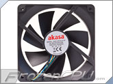 Akasa 120mm x 25mm Smart and Cool PWM Fan (AK-FN064)