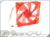 Lian Li 120mm x 25mm LED Fan - Red (1500RPM / 25.6dBA) (CF-1215R-2)