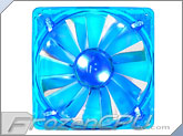 AeroCool 120mm Turbine 3000 Fan - BLUE