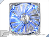 AeroCool 120mm Turbine 1000 Fan - SILVER