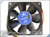 Vantec 80mm Stealth Fan