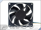 Cooljag Everflow 80mm x 25mm PWM Fan (R128025BU)