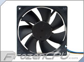 Cooljag Everflow 90mm x 25mm PWM Fan (F129025BU)