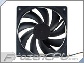 Cooljag Everflow 120mm x 25mm 9-Blade PWM Fan (R121225BU)