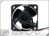 Cooljag Everflow 40mm x 28mm Fan - 3-pin Connector (R124028BU)