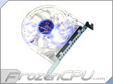 Thermaltake PCI Slot Fan Blue LED Fan (A2426)