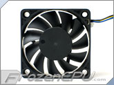 Cooljag Everflow 60mm x 15mm  Fan (126015BU)