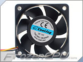 Cooljag Everflow 60mm x 25mm Fan (126025BU)