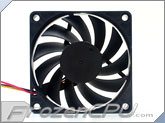 Cooljag Everflow 70mm x 15mm Fan (127015DH)