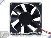 Cooljag Everflow 80mm x 25mm Fan (128025DL)