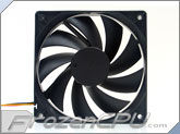 Cooljag Everflow 120mm x 25mm Fan (121225BL)