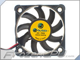 FrozenCPU 50mm x 10mm 5 Volt DC Brushless Fan (DFS501005L)