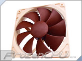 Noctua NF-P12 120mm x 25mm Fan - 54.3 CFM at 19 dBA