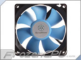 SilverStone Suscool 81 Thermal Controlled 80mm Fan