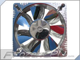 Aluminum 92mm Fan
