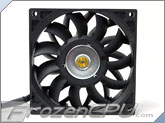 Delta 92mm x 25mm High-Speed Fan - 90.02 CFM - Bare Lead (FFB0912SH)