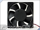 Delta 120mm x 38mm Extreme Speed Fan - Bare Wire - 120 CFM (AFB1212HHE-F00)