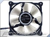 Noiseblocker NB-Multiframe M8-S2 80mm x 25mm Ultra Silent Fan - 1700 RPM - 14 dBA