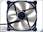 Noiseblocker NB-Multiframe M12-S1 120mmx25mm Ultra Silent Fan - 750 RPM - below 6 dBA