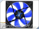 Noiseblocker NB-BlackSilentFan XL1 120mmx25mm Ultra Quiet Fan - 1000 RPM - 13 dBA