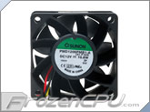 Sunon 60mm x 38mm Extreme Fan - 3-Pin (PMD1206PMB1-A)