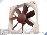 Noctua NF-S12B ULN 120 x 25mm Fan (Ultra Low Noise - 500/700 RPM)