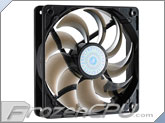 Cooler Master SickleFlow R4 Series 120x25mm Super Silent Fan  - Dark Smoke - (R4-C2R-20AC-GP)