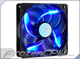 Cooler Master SickleFlow 120x25mm Super Silent Fan  - Blue LED - (R4-L2R-20AC-GP)