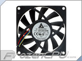 "Delta 80 x 15mm ""11 Blade"" High-Speed PWM Fan - 48.80 CFM (EFC0812DB-PWM)"