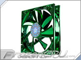 "Enermax Apollish 80mm x 25mm ""Twister Bearing"" Fan w/ ON / OFF Green LED (UCAP8-G)"